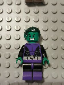 LEGO TEEN TITANS BEAST BOY MINIFIGURE 76035 - DC SUPERHEROES BATMAN JOKERLAND