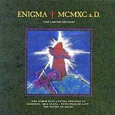 CDs de música ambiente Enigma