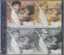 Hermans Hermits : No Milk Today CD Best Of Greatest Hits FASTPOST