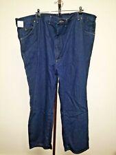 Wrangler Men's Rugged Wear Classic Fit Jean Prewashed 52x30 NEW