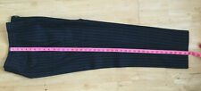Men's vintage Aquascutum pinstripe 100% wool trousers