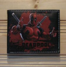 Man Wallet Fashion Deedpool leather (choice designs)