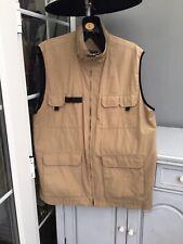 Men's Weatherguard Outdoor Clothing Gillet Size L.
