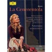 "ELINA GARANCA ""LA CENERENTOLA"" 2 DVD NEU"