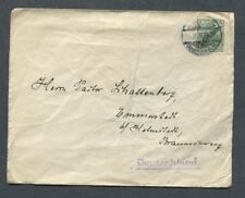 German Colonies - Turkey : Better cover from 1908