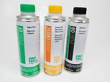 PRO TEC Set Innenreiniger + Ölleistungsverbesserer + Dieselreiniger