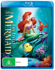 The Little Mermaid BLU-RAY NEW