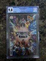 Strange Academy #1 J. Scott Campbell  Variant CGC 9.8 NM Comic Mint 🔥 🔥