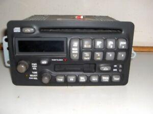 "Pontiac Aztek AM/FM Stereo Disc Cassette Player Used ""2005"""