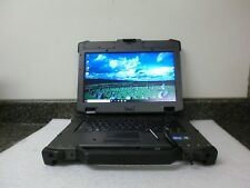 Dell XFR E6420 Rugged Military Laptop i7 2640M 2.8Ghz 8GB 128GB TouchScreen W10P