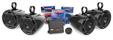 MTX BORVKIT2 2-Channel Amplifier and 4 Roll Cage Speaker Package FREE SHIPPING