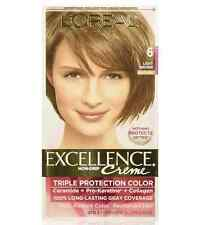 LOreal Excellence Creme - 6 Light Brown 1 Each