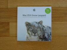 Apple Mac OS X Snow Leopard - MC573Z/A - Upgrade