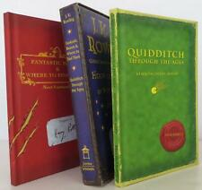 J K Rowling / Quidditch Through the Ages Fantastic Beasts & Where #1712017