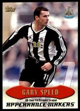 Topps Premier Gold 2003 - Newcastle United Gary Speed - AT1