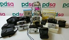 CAMERAS Mixed Job Lot Of Film And Digital x 14 Various Conditions - UT56