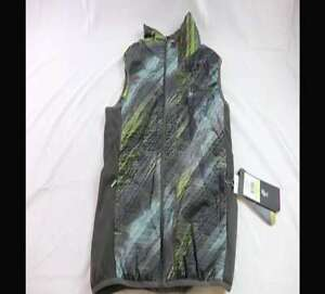 Spyder Women s Exit Insulator Vest  Medium  Geo Rays Acid Print Weld M