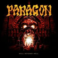 PARAGON - HELL BEYOND HELL (DIGIPACK+2 BONUS TRACKS)  CD NEU