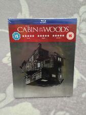 Steelbook Blu Ray DVD Cabin In The Woods - Joss Whedon - BRAND NEW Sealed