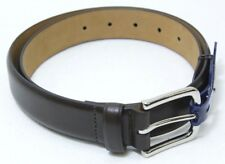 Cole Haan Womens Dress Calf Leather Belt Chocolate 32