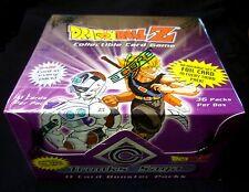 Dragonball Z Trunks Saga Unlimited Score CCG New FS Booster Box 2001
