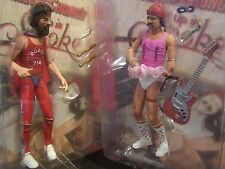 Cheech and Chong Set of Series Two Reel Toys Action Figures Display Condition