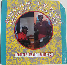 SUGAR MINOTT LEROY SMART ROCKERS AWARDS WINNERS 1985 Greensleeves USA promo lp