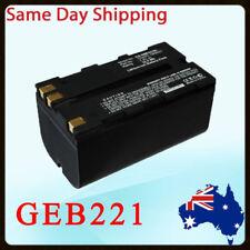 7.4V battery for Leica Piper 200, ATX900, 733270, GEB221, GEB221, RX900, GRX1200