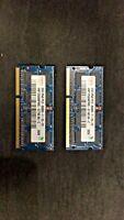 Hynix RAM 2GB 2Rx8 PC3-8500S-7-10-F2 DDR3 SDRAM HMT125S6BFR8C-G7 RAM CHIP