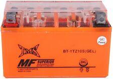 GEL YTZ10S Battery for Honda CBR600F4i CB900 929 954 1000RR VT600 YFM35R LT-R450