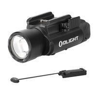 Olight PL PRO Valkyrie Rechargeable Flashlight & Olight Pressure Switch (Black)