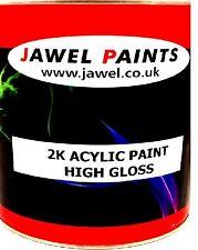 2k Paint Acrylic Car Paint Volkswagen Tornado Red code LY3D 1 Litre Gloss