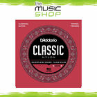 D'Addario Classic Nylon Classical Guitar Strings - Normal Tension EJ27N Daddario