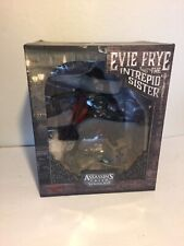 New In The Box Assassin's Creed Syndicate Evie Frye Statue *RARE