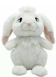 """NEW!!! Netflix's Over the Moon Mattel Bungee Bunny Plush Doll 12"""""""