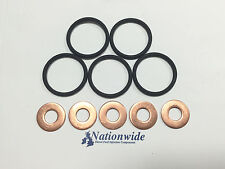 Land Rover Defender TD5 Injector Washer & O-ring seal Kit x 1