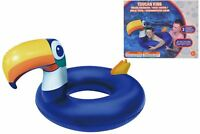 Kids Inflatable Swimming Pool Toucan Float
