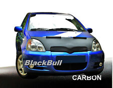 Car Bra Toyota Yaris 1.gen. Type P1 1998-06 Car Bra Stone Chip Protection Carbon