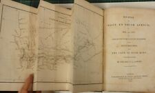 Latrobe, 'Journal of a Visit to South Africa in 1815 & 1816', 1st, Seeley, 1818