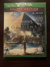 Assassin's Creed Origins Deluxe Edition: Xbox One [Brand New]