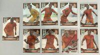 panini prizm world cup 2014 Netherlands Lot of 9 Cards Robben, Van Persie