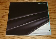 Original 2006 Buick Terraza Deluxe Sales Brochure 06