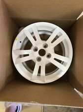 "14-17 Nissan Versa 15"" 5 Split Spoke BRAND NEW WHITE Wheel W/Center Cap 62620"