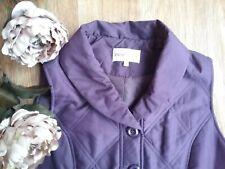 Calentador De Cuerpo Talla 10/12 púrpura, por EWM gran condición