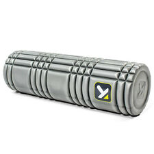 "Trigger Point Performance 18"" Solid Core Foam Roller - Gray"