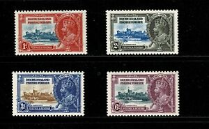 DE850 BRITISH BECHUANALAND 1935 Royla silver jubilee  MH