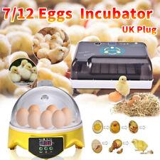 More details for automatic digital 7egg incubator chicken duck temperature control incubators uk.