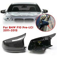 Für BMW F10 Pre-LCI 2011-2013 M5,Seitenspiegelabdeckung Im Carbon-Look