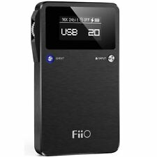 Fiio E17K ALPEN2 Portable Headphone Amp with USB Digital Audio Converter (DAC)