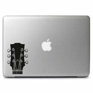 Guitar Music Vinly Decal Sticker for Macbook Air Pro Laptop Car Window Wall Art